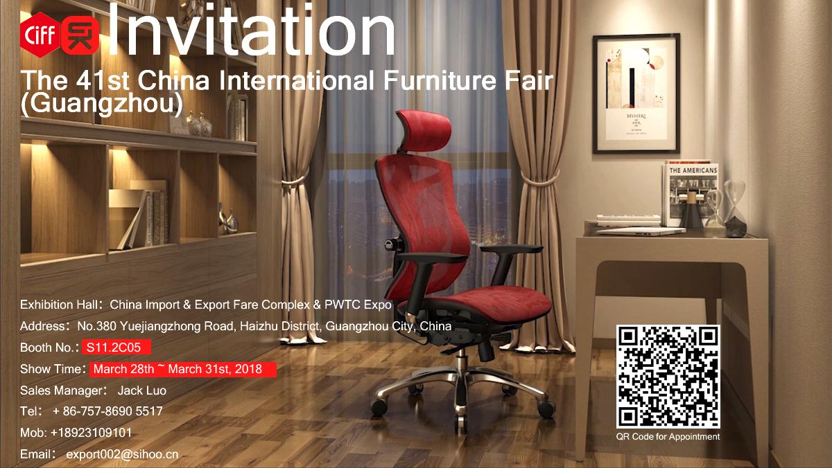 Foshan Kezhimei Furniture Co Ltd Chair Office Chair  # Muebles Farbton