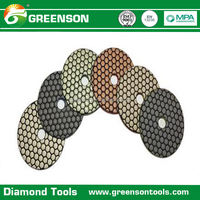 diamond grinding pad granite and marble polishing tools