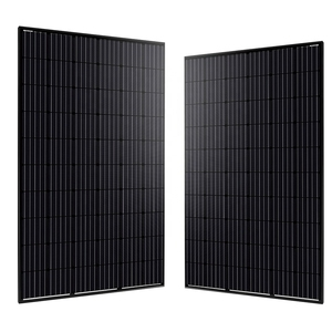 Full Black Photovoltaic Panel 285w 295w 300w Mono Solar PV 285watt 295watt 300watt Price