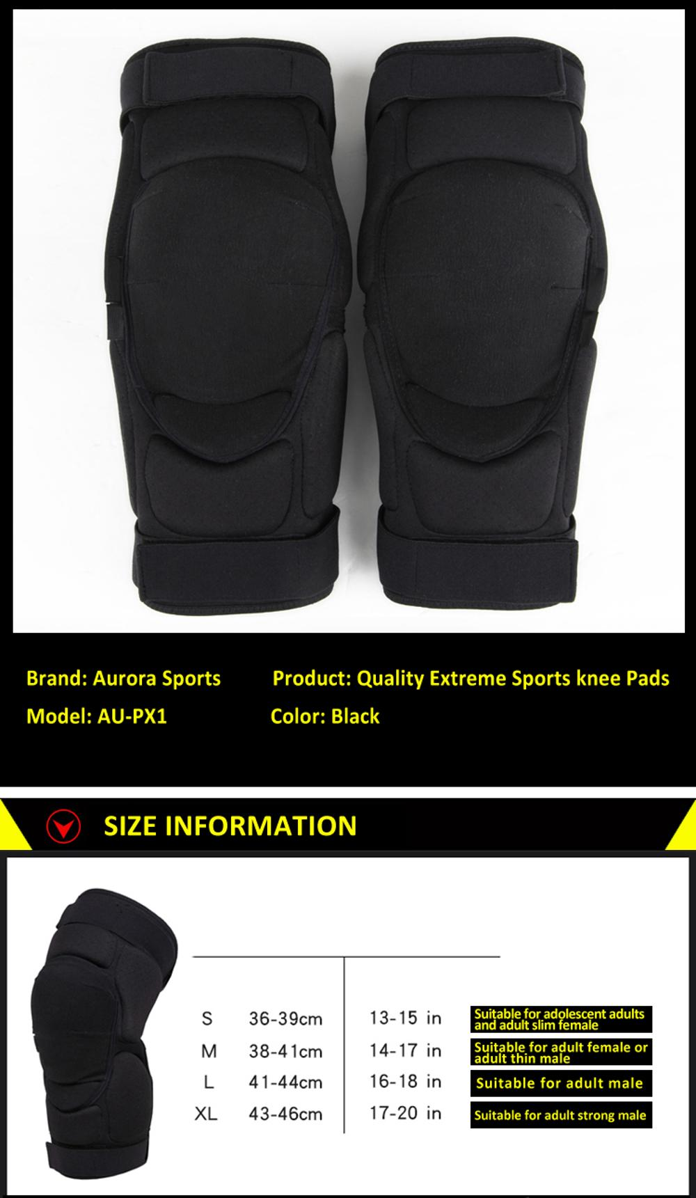 Best Selling Aramid Fiber Knee Pads Motorcycle Bicycle Safety Equipment 5
