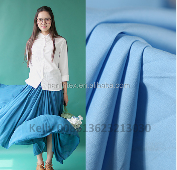 Wholesale Custom cotton spandex fabric,cotton twill spandex solid dyed 21*21+70D/99*43 fabric manufacturer