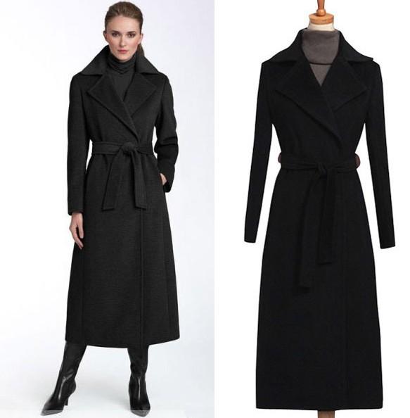 black winter coat women - photo #26
