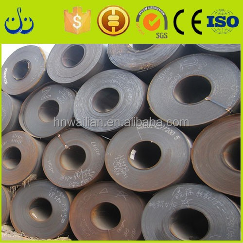 Hot rolled Steel Coil Factory manganese steel plate 8mm EN S355JR Low alloy steel coil price