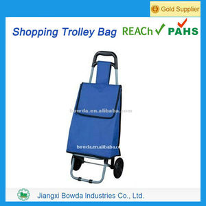 Best selling portable electric shopping trolley