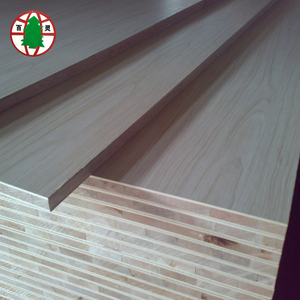 good quality laminated block board with pine core