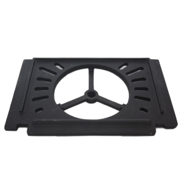how to clean enamel gas stove burner grates