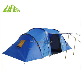 LFF- 018 best gl&ing big c&ing canopy tunnel tents for family  sc 1 st  Alibaba & Lff- 018 Best Glamping Big Camping Canopy Tunnel Tents For Family ...