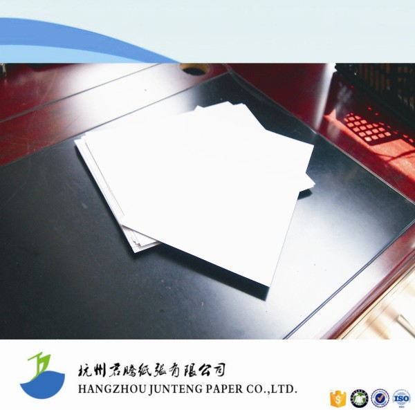 Good Price Chinese Mill One Side White Carton Duplex Board Cardboard Paper