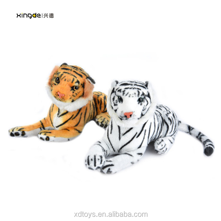 Plush toy manufacturer used stuffed animals talking soft plush toy doll tiger