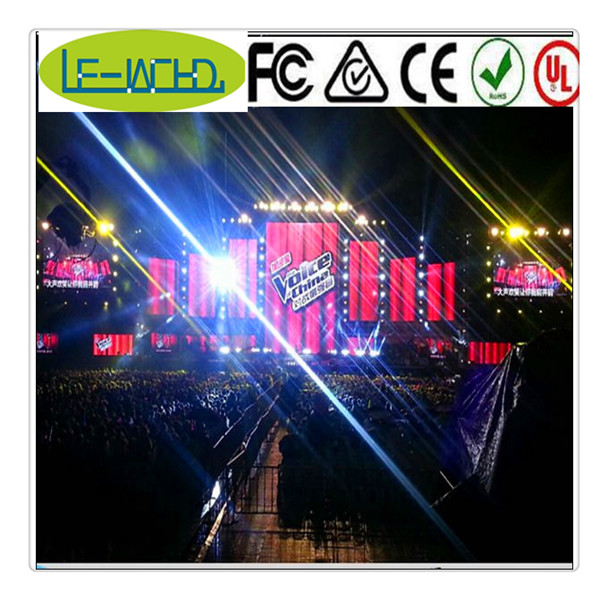 p4.75 module rgb for tv high refresh rate panel indoor programmable full color led video board p8
