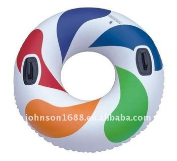inflatable ring water tube toy