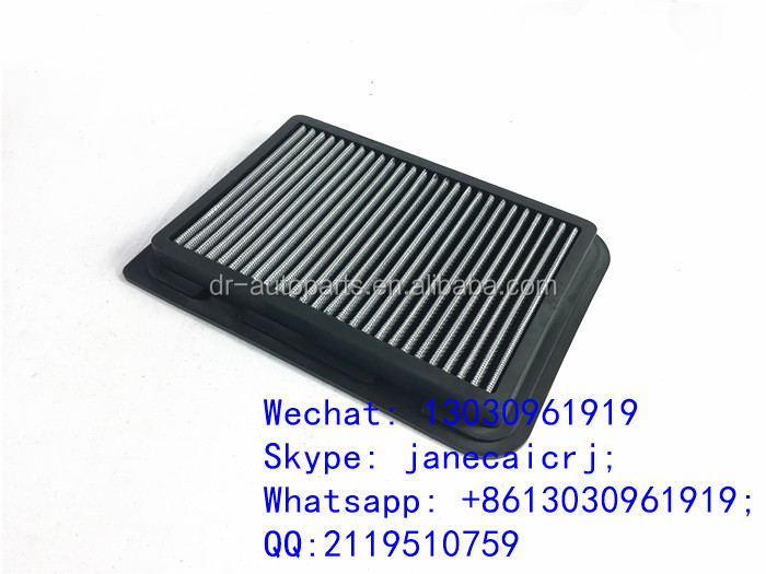 High Performance Race Car Panel Auto Air Filter for TOYOTA COROLLA