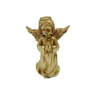 Poly Resin Praying Little Girl Angel Statue for Sales