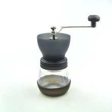 Glass & Ceramics Free Shipping Coffee grinder Coffee Accessories Four Colors for choosing manual coffee grinder