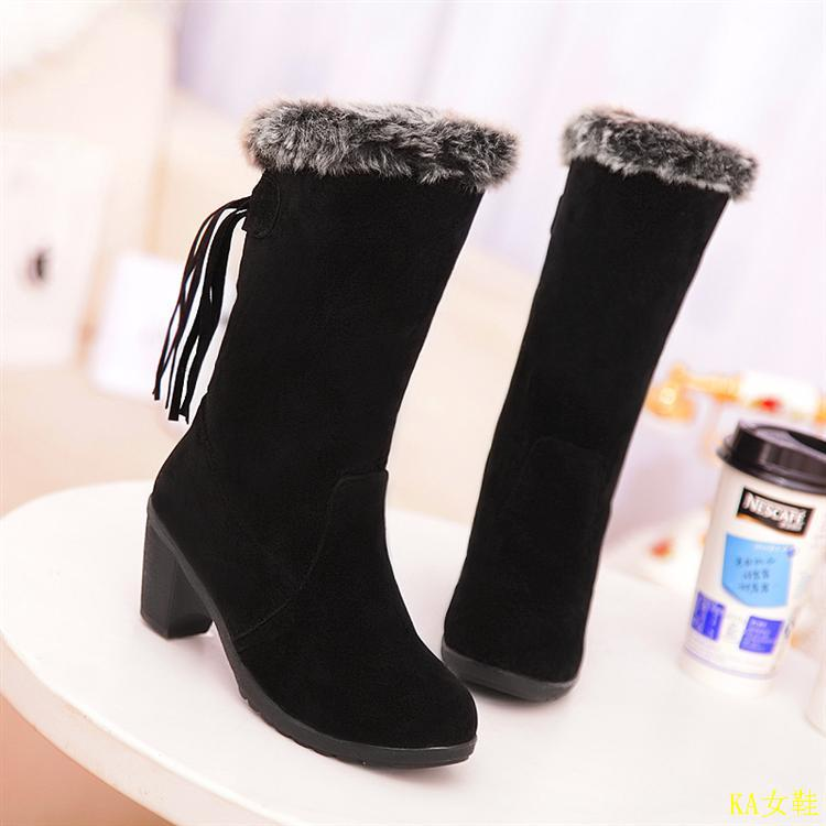 51a1fe43aafa1 Cheap Velvet High Heel Boots, find Velvet High Heel Boots deals on ...