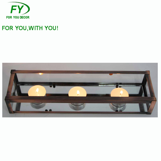 CH-31452 Tealight metal candle holder with copper plated home decoration  sc 1 st  Alibaba & China Candle Holder Plates Dishes Wholesale ?? - Alibaba