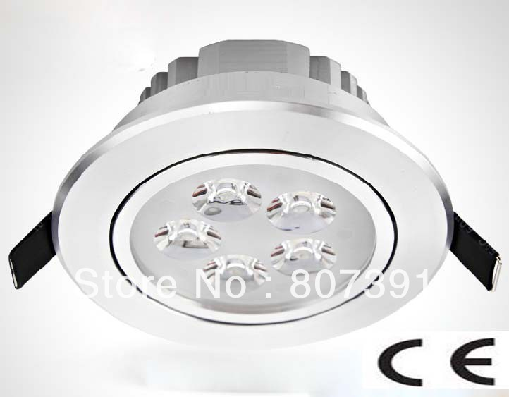 2 year warranty Epistar 5w Led Celling Light / 5w Led Celling Lamp CE & RoHS