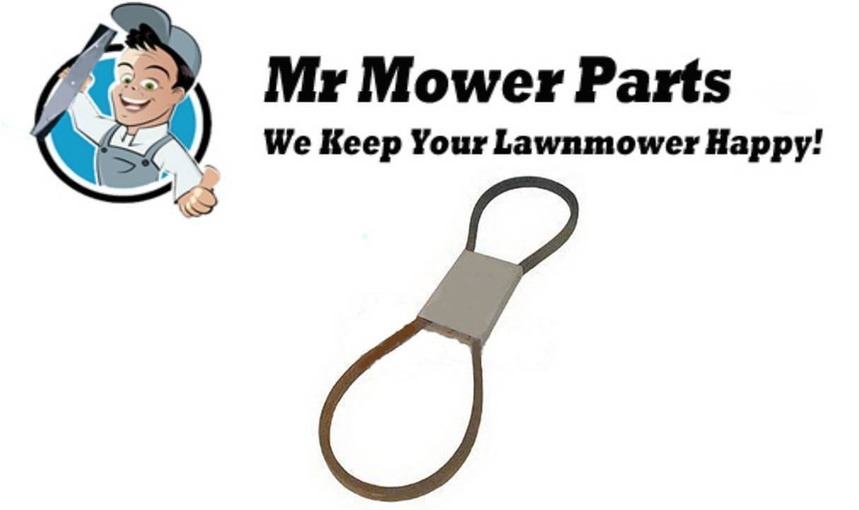 Mr Mower Parts Lawn Mower Snow Belt with Kevlar For Ariens Gravely # 72130 --W#436BRE T44/35PDS28325