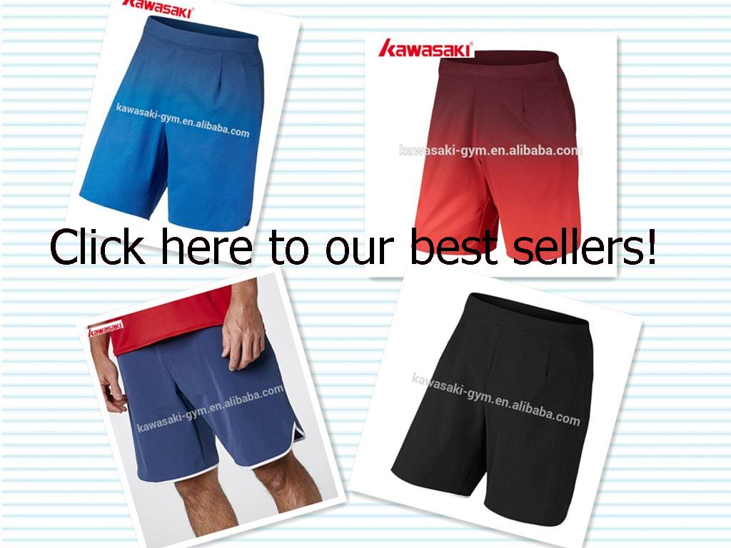 Sublimation professional design custom logo unbrand dry-fit tennis pants for sale