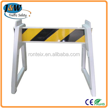 Blowing Mould A Frame Road Plastic Safety Barrier - Buy Expandable ...
