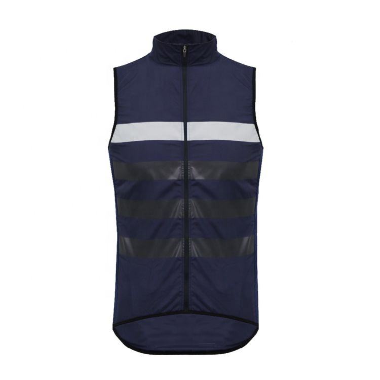 Back To Search Resultssports & Entertainment Santic Cycling Vest Reflective Sleeveless Jacket Windproof Safety Waistcoat Bicycle Gear Men Warm Clothing Bike Gilet Undershirt In Pain Cycling