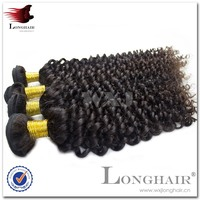 Best Sell Product In Europ virgin brazilian kinky curly hair