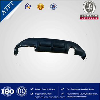 Ford Body Parts >> Car Body Kit Body Parts Rear Bumper For Ford Fiesta St Mk7 Buy Body Kits For Fiesta St Body Parts For Fiesta St Car Body Kits Rear Bumper Product On