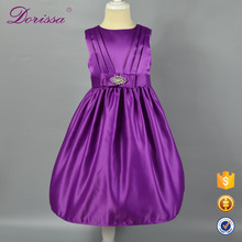 188fd6d63c1ae 2017 NEW DESIGN Baby Girls Birthday Dresses Kids Party Wear Wedding Dresses  Frock Design For Baby