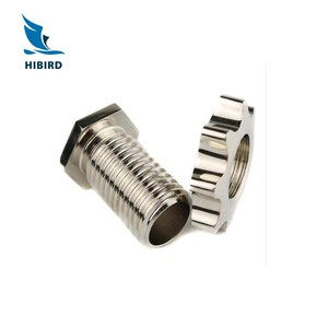 Stainless Steel Machining Supplier Stainless Steel Saddle Pipe Clamps