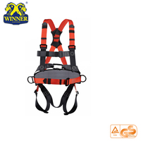 Top Quality Safety Harness And Lanyard