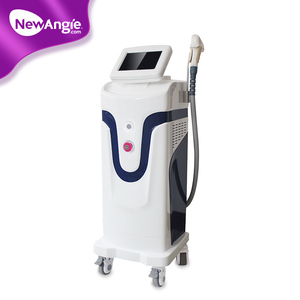 Laser epilation 808nm diode laser vertical machine