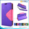 Elegant lady wallet leather case For Micromax canvas juice 3 , flip cover case For Micromax canvas juice 3