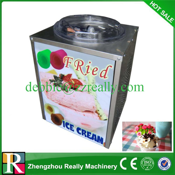 best selling fried ice cream machie, flat pan ice cream roll fry ice cream machine