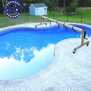 Above Ground Pool And Inground Pool Solar Cover Reel Replacement ...