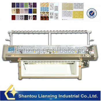 head electronic of flat knitting machine with 14G