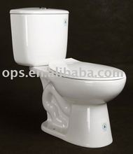 Elongated High Efficiency Toilet
