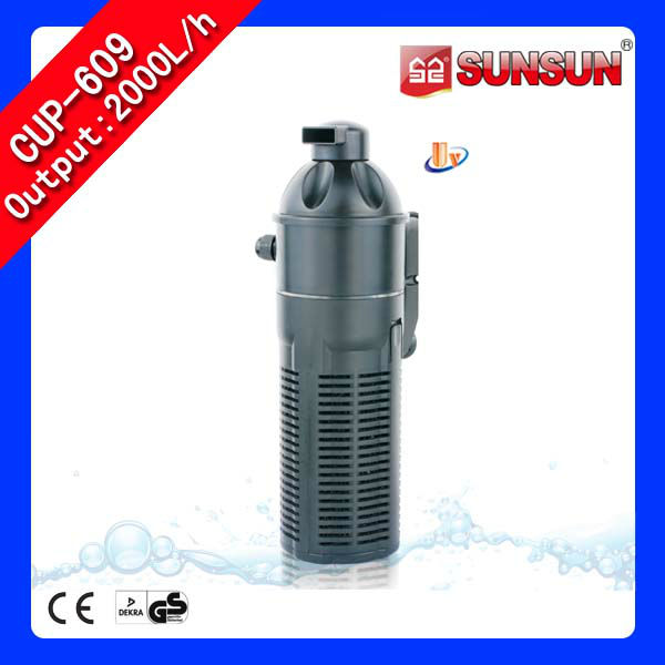 Sunsun Cup-609 High Quality Uv Filter Pump