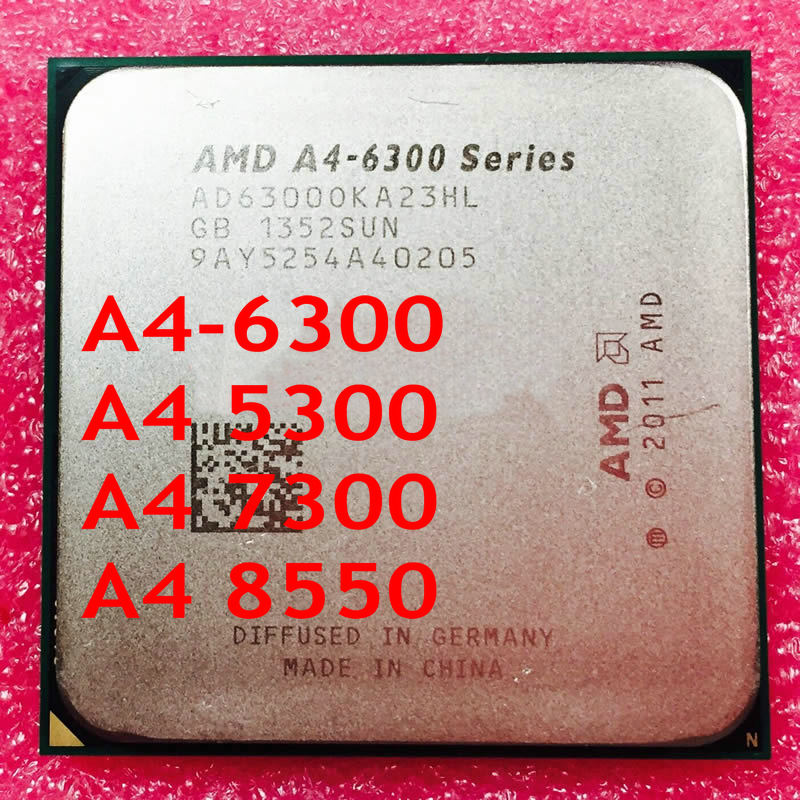 For Amd A4 6300 A4 5300 A4 7300 A4 8550 Socket Fm1 Buy Amd Fx 8350 8 Core Amd Cpu Product On Alibaba Com