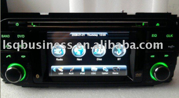 3.5inch car dvd gps for grand cherokee/jeep wrangler/liberty/caravan/Intrepid/Sebring sedan