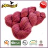 100 acrylic chenille yarn in hank for hand crocheting and knitting