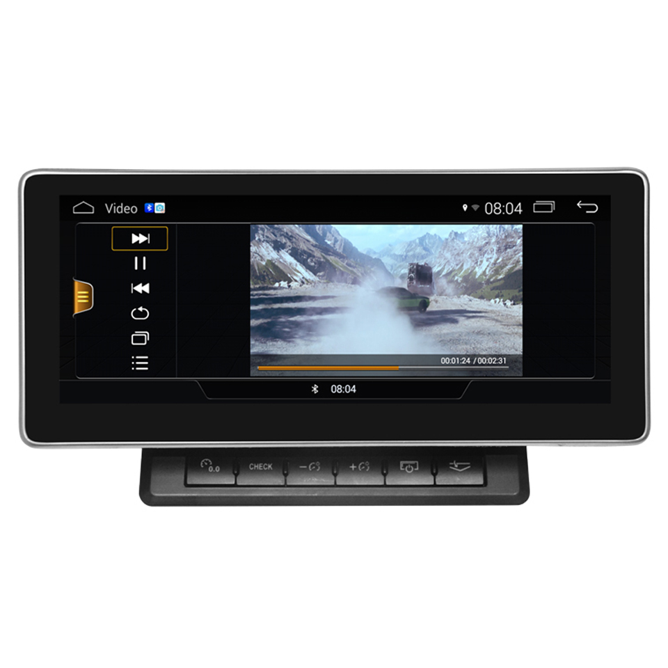 Car Android 8 0 Os 10 25 Inch Gps Navigation For Audi A6 Audio Video Apple  Carplay 3g Wifi Radio - Buy Apple Carplay Gps,Apple Carplay Radio For