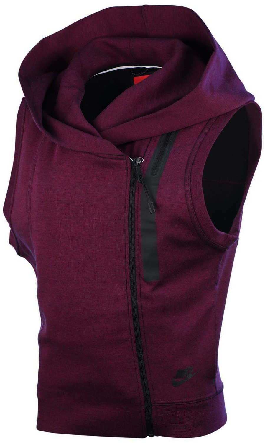 a17dbe11d939 Get Quotations · Nike Womens Tech Fleece Cape Vest