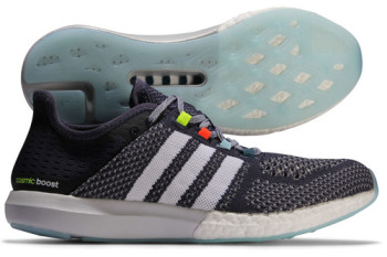 the latest 4d8e4 46bce Adidas B25264 Men s Climachill Cosmic Boost Running Shoes Core Black