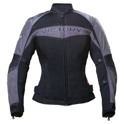 Genuine Victory Motorcycles Womens Medina Mesh Textile Jacket X-Large pt# 286321809