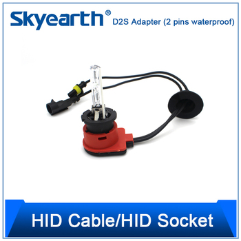 35w 55w D2 D4 Amp Hid Cable Xenon Slim D2s D2r D2c Cable Wire Socket Hid Wire Harness on