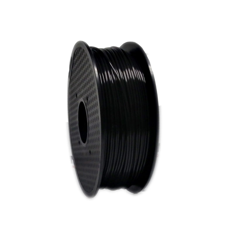 Black 1.75mm Large intensity Carbon fiber 3d printer filament