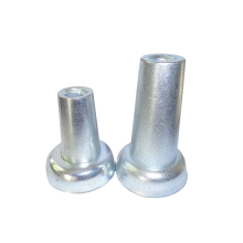 International standard steel cone nuts