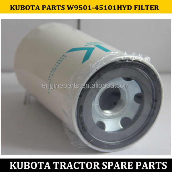 KUBOTA SMALL TRACTOR SPARE PARTS W9501-45101HYD FILTER