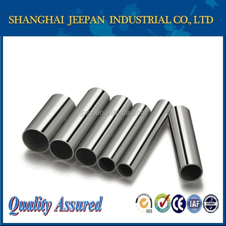 Hot sales!! 201 6mm thick Korea Stainless Steel flexible Tube Price