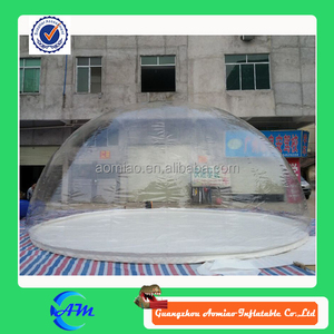 8mDia bubble tent clear bubble tent for sale clear plastic tent for promotion